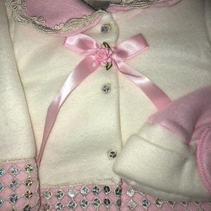 Other - Jacket and pant suit size 6 months NEW no tags